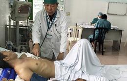 Cứu sống bệnh nhân đa chấn thương do tai nạn giao thông