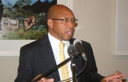 Tân Thủ tướng Lesotho tuyên thệ nhậm chức