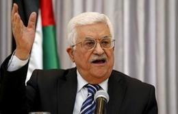 Tổng thống Palestine tuyên bố không còn ràng buộc vào thỏa thuận Oslo