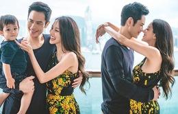 Hoa hậu Hong Kong (Trung Quốc) 2013 tiếp tục mang bầu với chồng già 50 tuổi