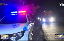 Khánh Hòa: Tăng cường tuần tra đêm để giảm thiểu tai nạn giao thông
