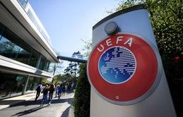 UEFA đang chạy đua cùng thời gian để hoàn thành nốt mùa giải
