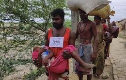 Cận cảnh thiệt hại do siêu bão Amphan gây ra tại Ấn Độ