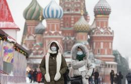 Tổng thống Putin nói Nga đã qua đỉnh dịch COVID-19