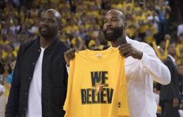 Golden State Warriors dự định sản xuất phim tài liệu