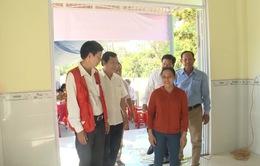 Quỹ Tấm lòng Việt bàn giao nhà ở chống lũ cho các hộ nghèo tại Quảng Nam