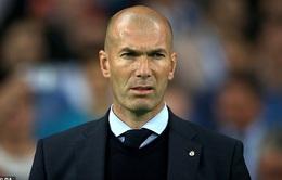 Zidane đứng trước khả năng bị cấm chỉ đạo