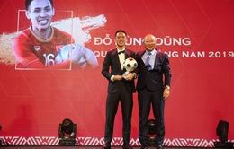 ẢNH: Toàn cảnh lễ trao giải Quả bóng vàng Việt Nam 2019
