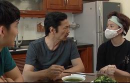 Những ngày không quên - Tập 35: Dương xoăn (Bảo Hân) bịt khẩu trang khi ăn để giảm cân