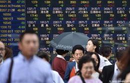 Chứng khoán Nhật Bản lên đỉnh trong 3 tháng