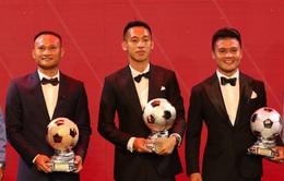 [KT] Gala trao giải Quả bóng vàng Việt Nam 2019
