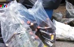 Vì sao Thái Lan tràn ngập rác thải nhựa sau COVID-19?