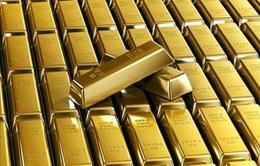 Giá vàng thế giới giảm do hoạt động chốt lời