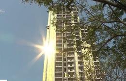 """Xử phạt chủ đầu tư 2 tòa nhà """"dát vàng"""" gây chói mắt 80 triệu đồng"""
