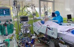 Bệnh nhân 91 đã tự thở được 3 ngày, giao tiếp tốt bằng lời nói