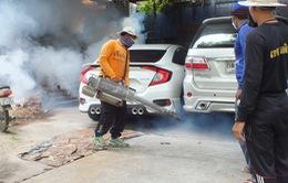 Dịch sốt xuất huyết hoành hành tại miền Đông Bắc Thái Lan