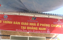 VTV bàn giao nhà tại Quảng Nam