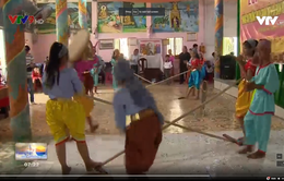 Hậu Giang làm sống lại nghệ thuật hát múa Aday