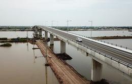 Thông xe cầu Thịnh Long có tổng đầu tư hơn 1.100 tỷ đồng