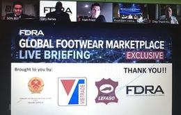 Xúc tiến thương mại giày dép Việt Nam - Mỹ hậu COVID-19