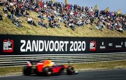 Đua xe F1: GP Hà Lan chính thức không thể tổ chức trong năm 2020