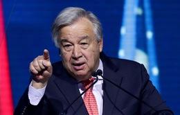 Tổng Thư ký LHQ kêu gọi giảm nợ cho các nước đang phát triển