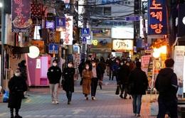 Chính phủ Hàn Quốc khuyến cáo hạn chế các quán rượu trên cả nước mở cửa