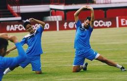 V.League 2020: Than Quảng Ninh là CLB cuối cùng tập luyện trở lại