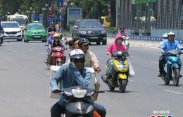 Nắng nóng tới 40 độ ở Hà Nội ngay đầu tháng 5