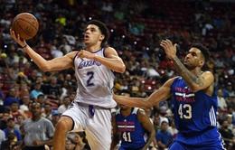 NBA nhận được lời mời tới thi đấu tại Las Vegas