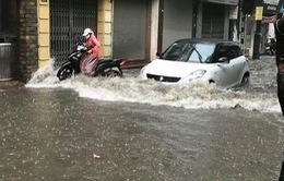 Hà Nội còn nhiều điểm ngập cố hữu trong mùa mưa năm nay