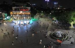 Bắt đầu mở rộng không gian đi bộ phố cổ Hà Nội