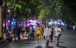 Đề xuất hoạt động không gian đi bộ hồ Hoàn Kiếm và phố cổ Hà Nội sớm hơn 1 ngày