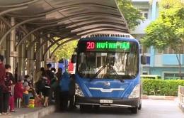 """Xe bus kém thu hút, TP.HCM tính chi mạnh để """"lột xác"""""""