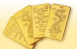 Giá vàng vẫn cao trong phiên giao dịch đầu tuần