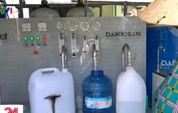Lắp đặt hệ thống máy lọc nước miễn phí cho người dân 8 tỉnh miền Tây