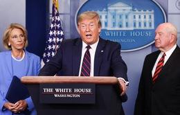 Tổng thống Mỹ: Số ca tử vong do COVID-19 ở Mỹ có thể lên tới 100.000