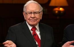 """Tỷ phú Warrent Buffett: """"Thời điểm này chẳng có gì hấp dẫn để tôi đầu tư"""""""