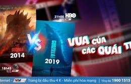 Thư giãn với loạt gameshow và những series phim nổi tiếng lần đầu lên sóng VTVcab