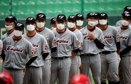 Thể thao bắt đầu quay trở lại tại Hàn Quốc