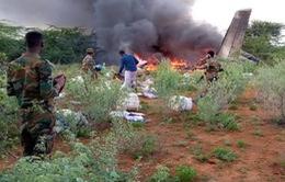 Máy bay chở hàng viện trợ COVID-19 rơi ở Somalia