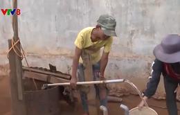 Vùng ven thành phố Pleiku khan hiếm nước ngọt trầm trọng
