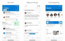 Outlook cập nhật tính năng chống thư rác trên iOS