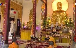 Lan tỏa tinh thần từ bi, thông điệp yêu thương trong Lễ Phật đản