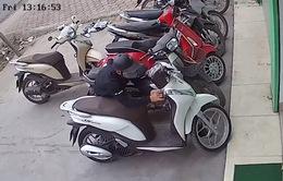 Triệt phá đường dây trộm cắp xe máy liên tỉnh