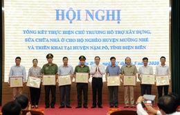 Hỗ trợ nhà ở cho 1.200 hộ nghèo ở Mường Nhé