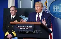 Tổng thống Trump: COVID-19 tồi tệ hơn trận Trân Châu Cảng, cũng như Khủng bố ngày 11/9