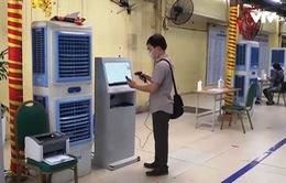 Bệnh viện Bạch Mai ứng dụng giải pháp sàng lọc không tiếp xúc