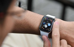 """Apple Watch tiếp tục """"thống trị"""" thị trường đồng hồ thông minh"""