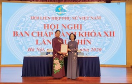 Hội Liên hiệp Phụ nữ Việt Nam có Chủ tịch mới